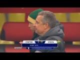 Российская Премьер-Лига сезона 2012/2013 года. 22 тур. Спартак (Москва) - Кубань (Краснодар)